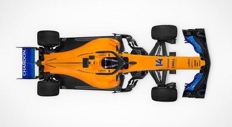McLaren MCL33: ridisegnata la parte posteriore | FP – Formula 1 – Motorsport