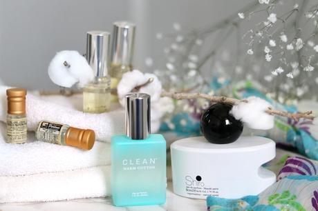 Skin-scent: i profumi che sanno di pulito, sapone e fresco bucato