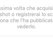 Come fare screenshot alle storie instagram senza notifica