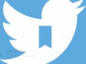 Twitter: ecco segnalibri, salvare tweet, rivederli condividerli seguito