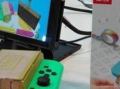 Nintendo Labo: anteprima assortito robot