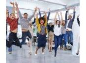 Costruisci team coreografia brand
