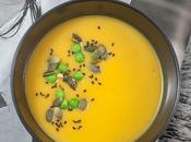 Crema zucca, carote mele