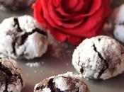 Blog Compleanno Chocolate Crinkle Cookies