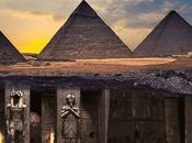 città sotterranea sotto piramidi Ghiza?