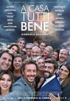 Stasera al cinema… A casa tutti bene di Gabriele Muccino