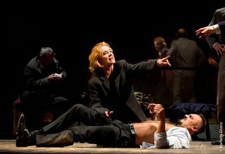 Recensione Mariti e mogli con Monica Guerritore e Francesca Reggiani a Milano