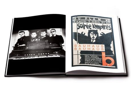 KEVIN HASKINS – Bauhaus – Undead' Art Book