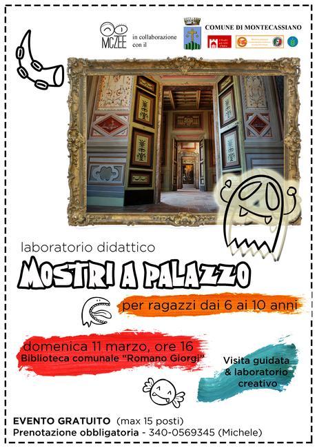 Mostri a Palazzo a Montecassiano!