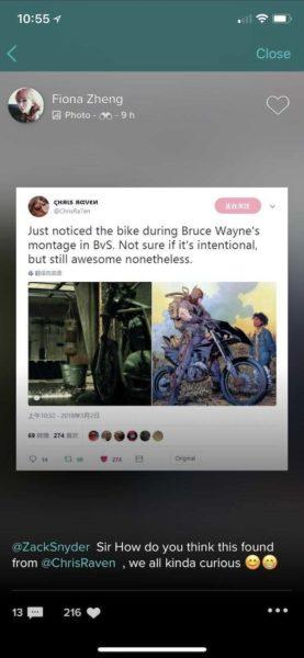Batman V Superman: Zack Snyder rivela un easter egg dedicato a Robin