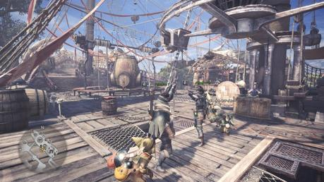 Monster Hunter: World e la scommessa vinta da Capcom e Ryozo Tsujimoto - Notizia - PS4