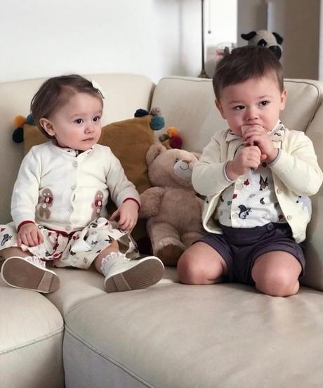 I twins con abiti da principini: scopriamo il brand Rachel Riley 6