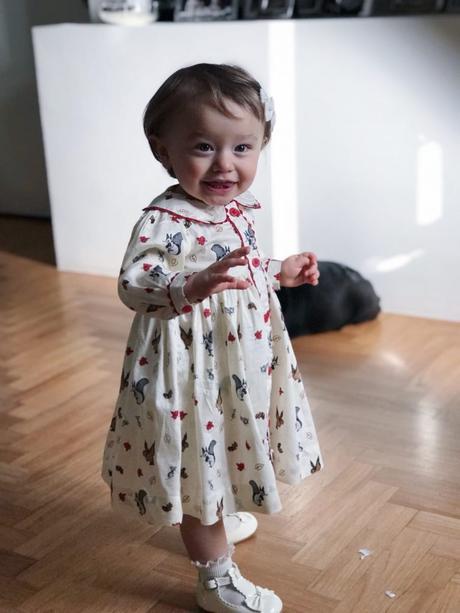 I twins con abiti da principini: scopriamo il brand Rachel Riley 1