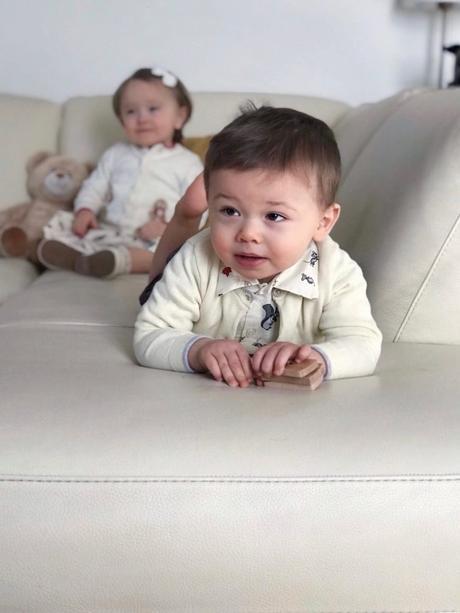 I twins con abiti da principini: scopriamo il brand Rachel Riley 5