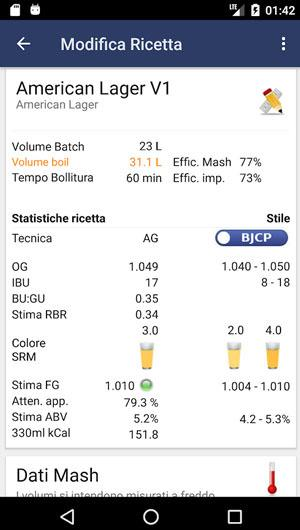 Calcoliamo Birra