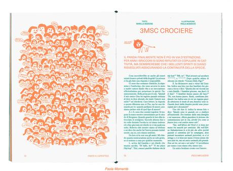 GRAFICA: PELO magazine | Una rivista illustrata sfacciata e irriverente