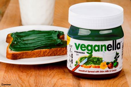 Arriva Veganella, la nutella vegana