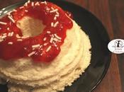 Angel cake pentola pressione elettrica celebrare tutte donne! Buon marzo!