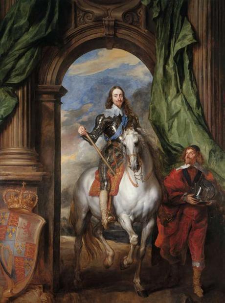 La collezione di Re Carlo I Stuart