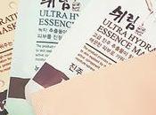 Maschere viso coreane tessuto Beautytude Boutique: caratteristiche, proprietà, quale scegliere.
