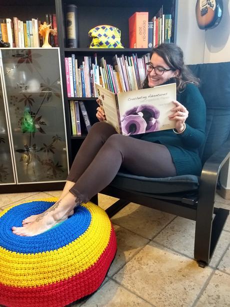 Wow Pouf: Simply Crochet 68