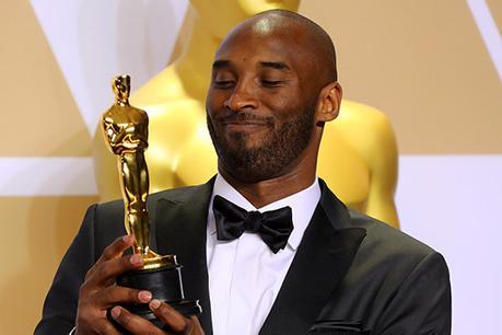 Agli Oscar, Kobe Bryant fa riscoprire la poesia del basket