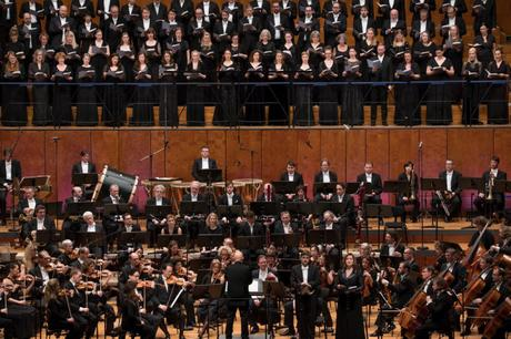 "Internationale Bachakademie Stuttgart – ""A Sea Symphony"""
