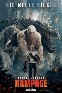 Rampage Furia Animale: ecco il nuovo poster