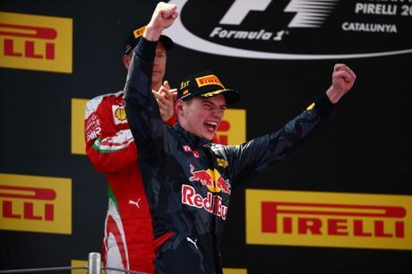 Spanish Grand Prix, Barcelona 12 - 15 May 2016