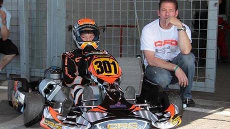 Verstappen Max Jos Karting
