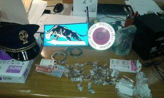 Ciociaria – 70 grammi di hashish pronti alla vendita: nei guai una giovane