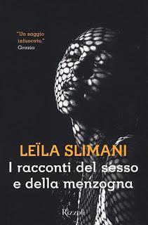 Segnalazione: I racconti del sesso e della menzogna di Leila Slimani