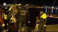 BRINDISI. Intercettato dalla Finanza veliero con 48 migranti. Arrestati i 3 scafisti.