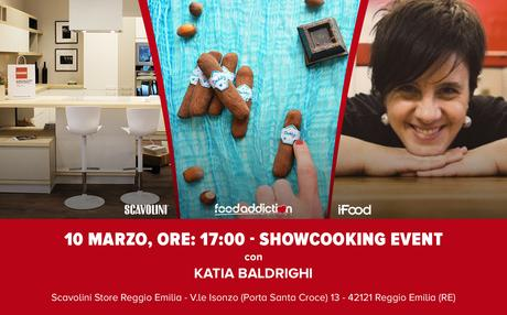 Showcooking in store Scavolini