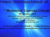 """Premio Internazionale Poesia """"Memorial Guerino Cittadino"""" Edizione 2018"""