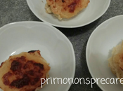 Muffin gratinati porri