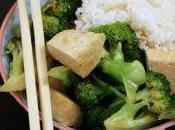 #VEGGYME Bowl tofu broccoli