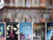 Bookish Chart #17: cinque libri young adult perdere marzo!