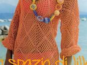 Copricostume bikini crochet