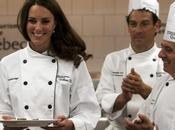 Kate Middleton principessa fornelli