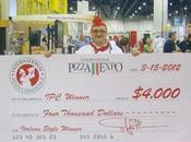 Umberto Fornito, pizzaiuolo napoletano, campione mondo Vegas