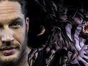 Venom: film Hardy vedremo pochissimo simbionte?