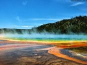Parco Nazionale Yellowstone: sospeso realtà fantasia