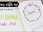 Bullet Journal April 2018 Pianifica APRILE