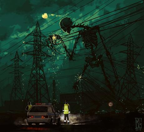 Nightwalking – Boris Groh
