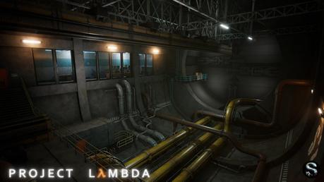 Project Lambda, il remake di Half-Life fatto con l'Unreal Engine 4, si mostra in nuove immagini - Notizia - PC
