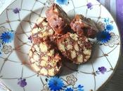 """favoloso dolce versione russa: salame cioccolato"""""""