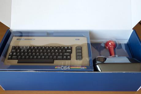 Il Commodore 64 è ritornato in Mini stile (TheC64)