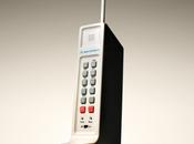 telefono cellulare compie anni. Grazie, Star Trek!