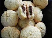 Biscotti frolla cocco ripieni